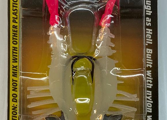 Vudu Shrimp Ghost/Pink Tail - Qty 2