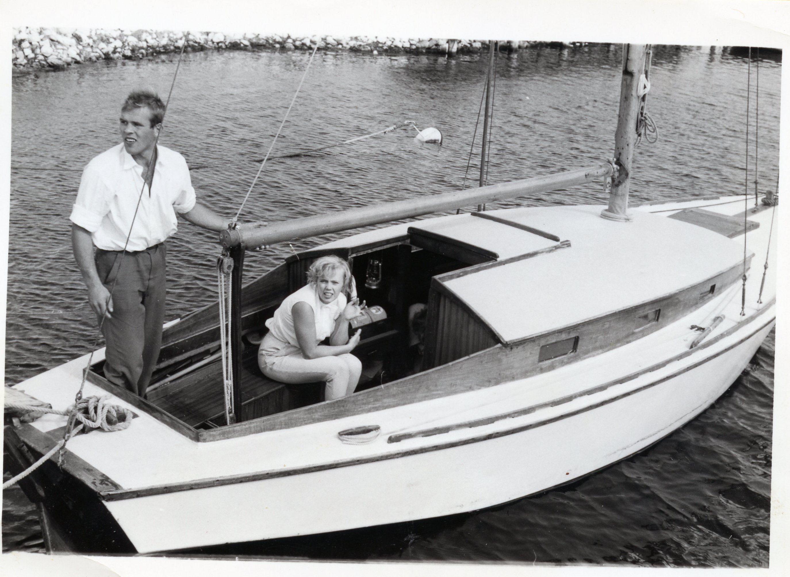 My Parent - vintage photo
