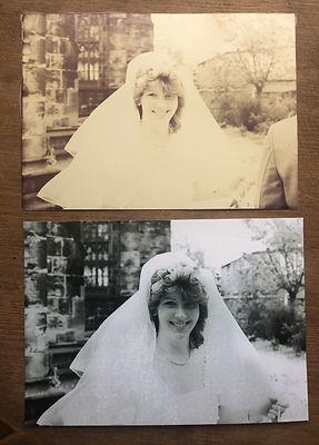 enhanced restored photo