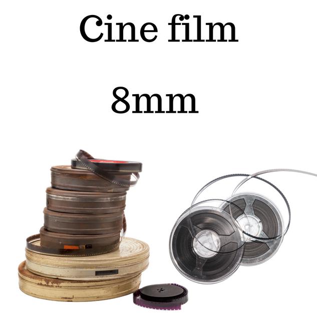 8mm to digital