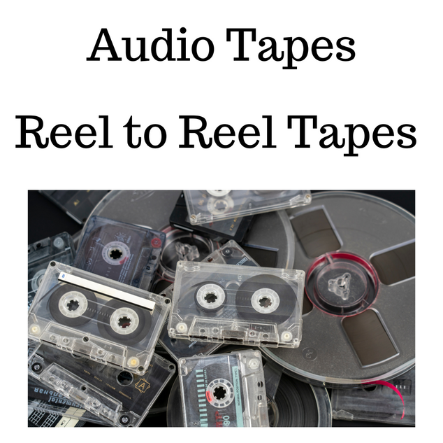 Audio Tapes to digital