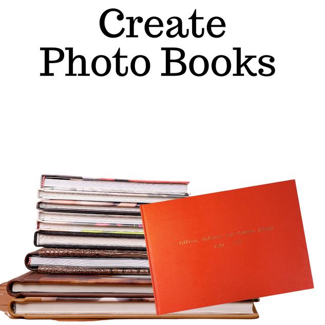 Photo Book creation