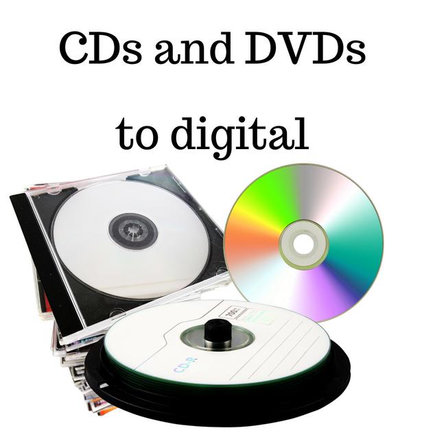 DVD to digital