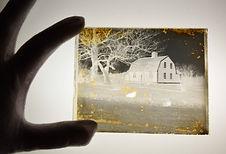 glass negative