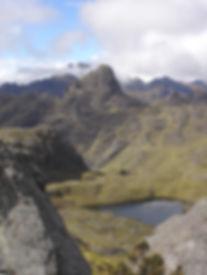 Condormarca trail massage