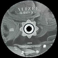 Alizee-une enfant du siecle 2010 CD Mexi