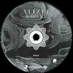 Alizee-une enfant du siecle 2010 CD Taiw