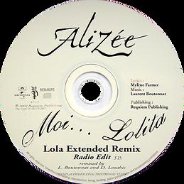 Alizee-Moi Lolita CD PROMO ESPAGNE.png