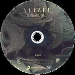 Alizee-une enfant du siecle 2010 CD Russ