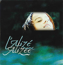 Alizee - L'alizé CD PROMO Espagne