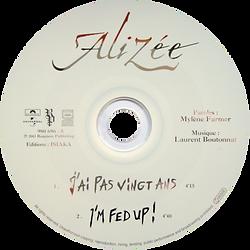 Alizee-Jai pas vingt ans CD single.png