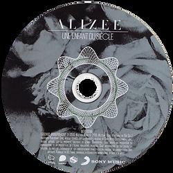 Alizee-une enfant du siecle 2010 CD Prom