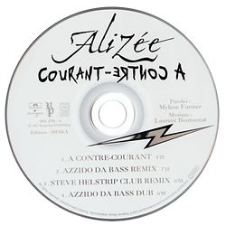 Alizee-A contre courant Maxi CD.png