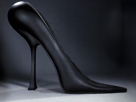 """Tout savoir sur la chaussure de """"Mes Courants Electriques..."""""""