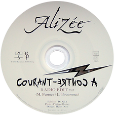 Alizee-A contre courant CD PRomo.png