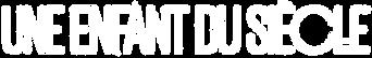 une enfant du siecle_titre (logo_Blanc).