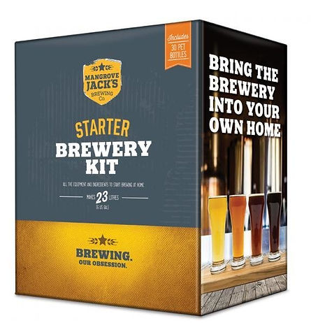 beer starter kits nz