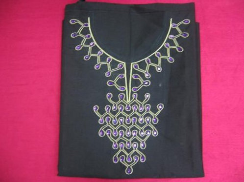 Kurti Material - Embroidery
