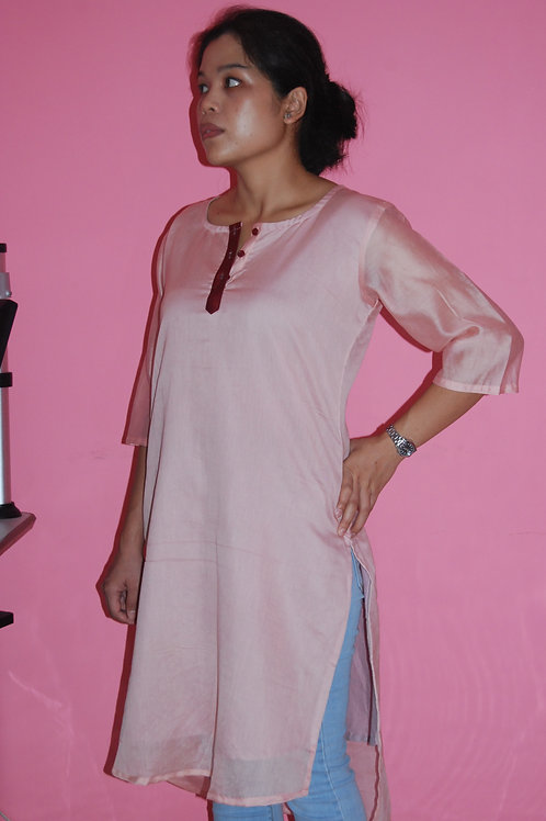 Tops - Long - Cora Silk