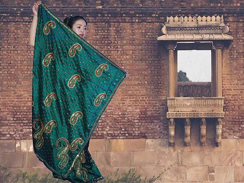 Emb Silk Sarees