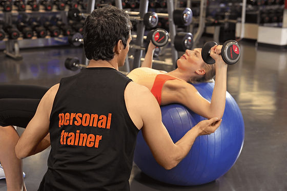 Personal training, post partum training, weight loss training