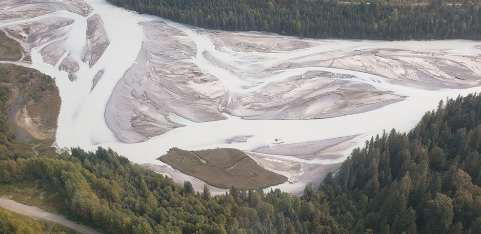 Icefields Gold Project - Punch Bowl Property - British Columbia, Canada