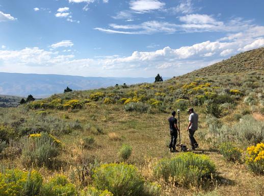 Freeman Creek Project - Gold Dyke Property - Idaho, USA