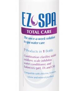 EZ Spa Chemical Line