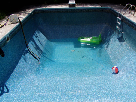 Why You Should Drain Your Pool