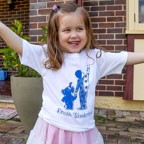 Dream Wonderland Kids T-shirt
