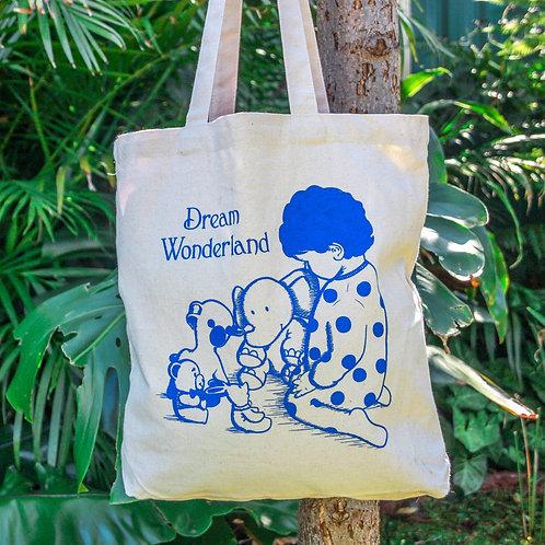 Dream Wonderland Canvas Tote Bag