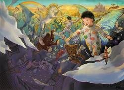 6 Dream Wonderland. Darren Pryce.