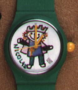 Personnalisez votre montre