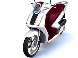 16-13 Dynamic scooter TIANMA