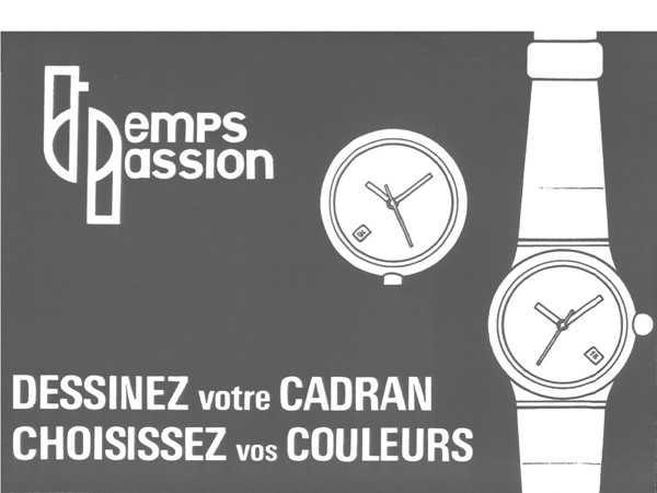 concept TempsPassion