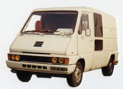 Camping-car Alpine