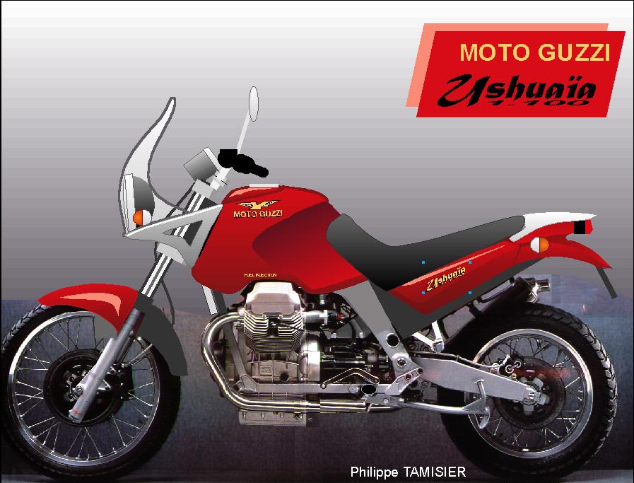 1100 Ushuaïa Moto-Guzzi
