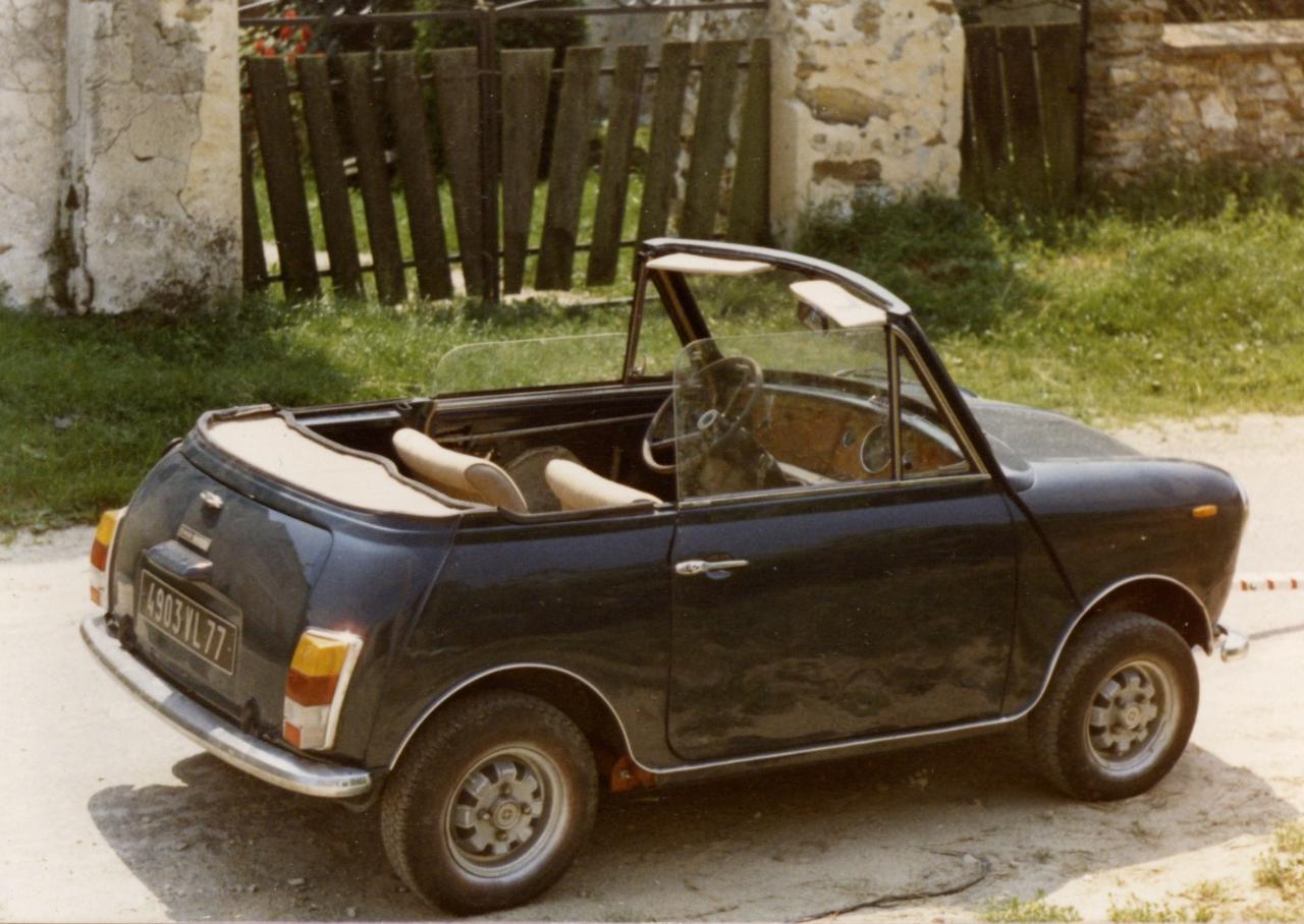 Cabriolet XXS Mini