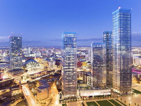 Investors - time to consider a new city?