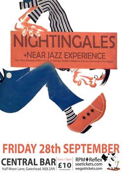 Nightingales 2018