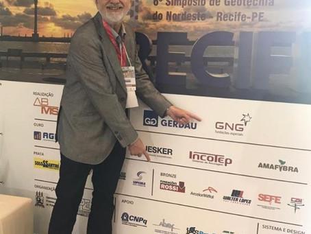 GEONE - 6º Simpósio de Geotecnia do Nordeste 2019
