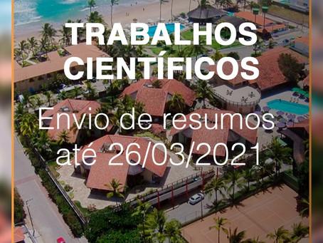 COBRAE 2021 - VIII CONFERÊNCIA BRASILEIRA SOBRE ESTABILIDADE DE ENCOSTAS