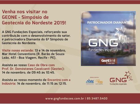 GEONE – 6º Simpósio de Geotecnia do Nordeste