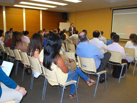 ABEF e SINABEF promovem palestra para esclarecer reforma trabalhista para diretores e colaboradores