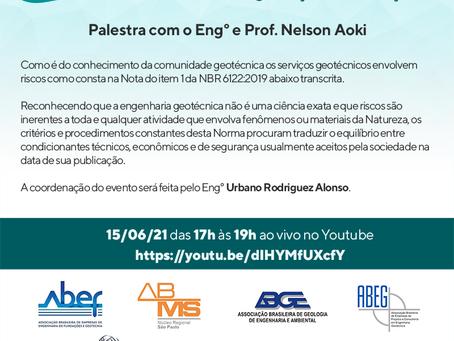 PORTAL DA ENGENHARIA // PALESTRA COM PROF. NELSON AOKI // 15-06-2021