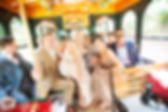 Molly's Trolley's Pittsburgh Wedding Party Shuttles