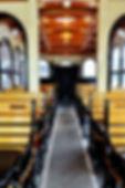 Molly's Trolleys Interior
