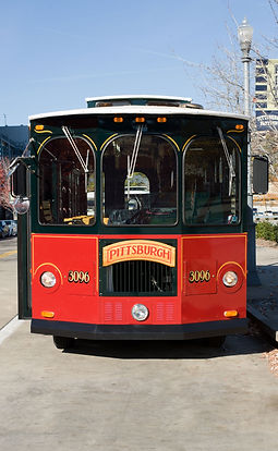 Molly's Trolley's Pittsburgh