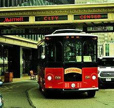 Molly's Trolleys at Marriott City Center Pittsburgh