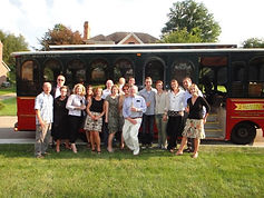 Molly's Trolleys Private Tours Group Tours